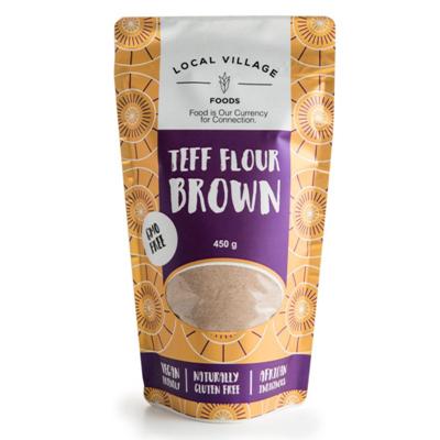 LVF – Teff Flour 450g