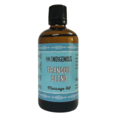 Pure Indigenous – African Tranquil Massage Oil Blend 100ml