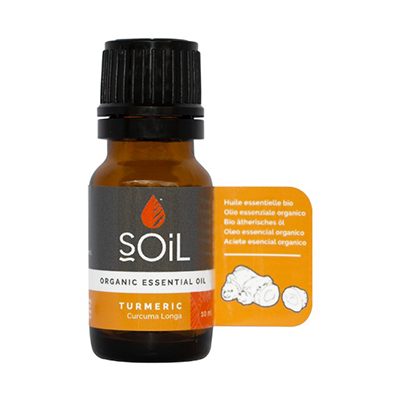 Soil Organic Turmeric Oil 10ml