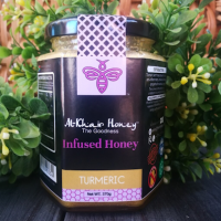 AL KHAIR HONEY® Turmeric Infused Honey 370g