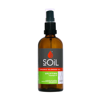 Soil Organic Uplifting Massage Blend 100ml