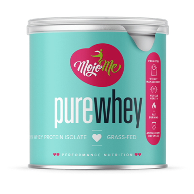 MojoMe 100% Pure Whey Isolate 250g