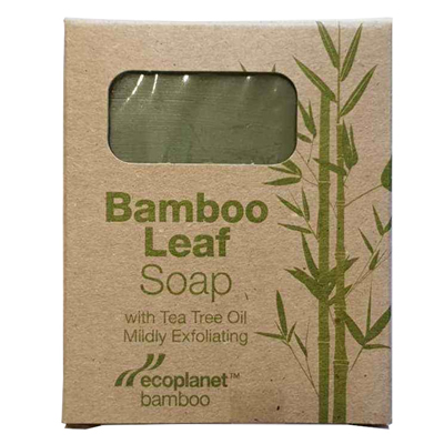 Eco Planet Bamboo Leaf Soap with Tea Tree Oil