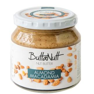 ButtaNutt Almond Macadamia 32g sachets / 250g / 1kg
