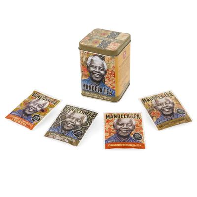 Mandela Tea Caddy