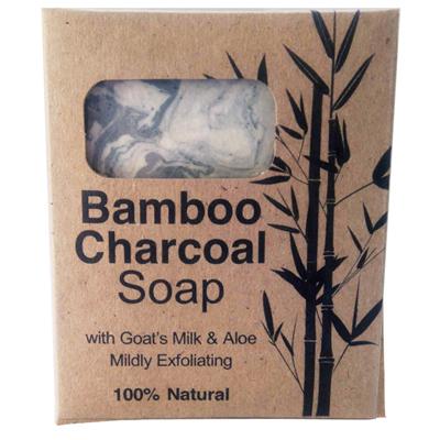 Eco Planet Bamboo Charcoal Goats Milk & Aloe Ferox