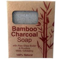 Eco Planet Bamboo Charcoal Rooibos & Raw Shea Butter