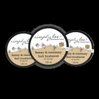Simply BeeHoney Hair Treatment 125ml