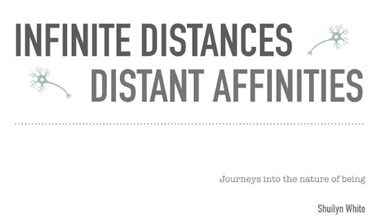 Infinite distances-1