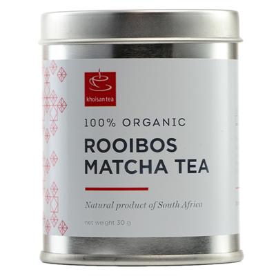 Khoisan Tea Organic Rooibos Matcha 30g