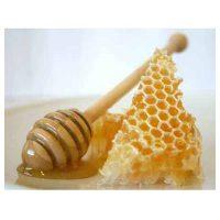 Mac's Honey Eucalyptus w Comb 500g