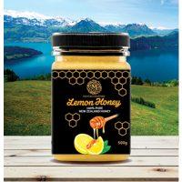 Manuka Masters Honey Lemon 200g