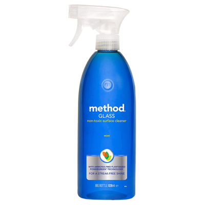 Method Glass Cleaner Mint Spray 828ml