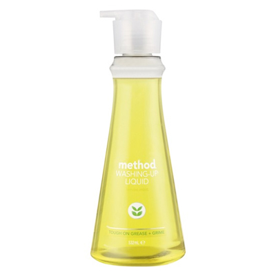 Method Washing Up Liquid Lemon Mint 532ml