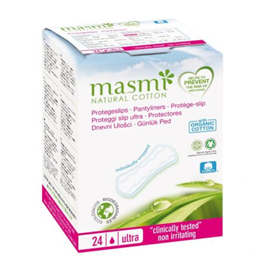 MASMI Organic Cotton Ultrathin Pantyliners