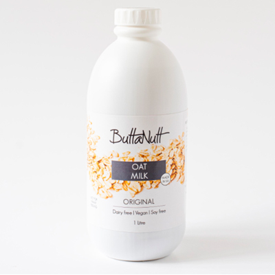 ButtaNutt Oat Milk 1 Litre Bottle
