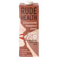 Rude Health Chocolate and Hazelnut Drink 1L
