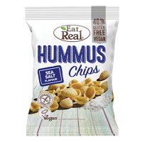 Eat Real Hummus Sea Salt 40g