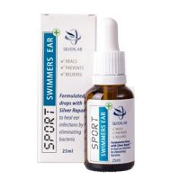 Silverlab Sport – Swimmers Ear Drops 25ml