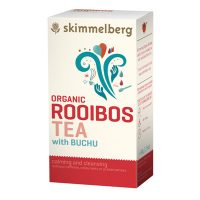 Skimmelberg Organic Tea Rooibos & Buchu 20 bags