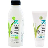 Totally Wild Organic Aloe 24/7 Inside Out Set