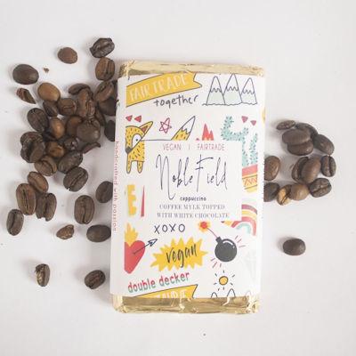 Noble Field Mylk Chocolate Coffee Slab 30g