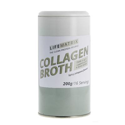 Life Matrix Collagen Broth 200g