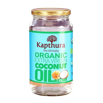 Kapthura Extra Virgin Coconut Oil Organic 950ml