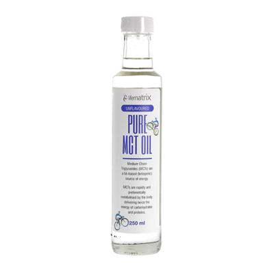 Life Matrix MCT Oil 250ml / 500ml / 2L / 5L