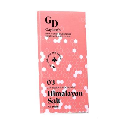 GD Gayleen's Himalayan Salt 100g X 10