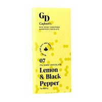 GD Gayleen's Lemon & Black Pepper 100g