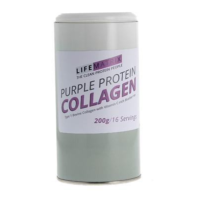 Life Matrix Purple Protein Collagen 200g / 400g / 1kg