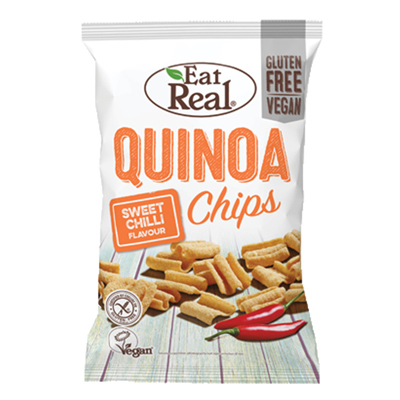 Eat Real Quinoa Sweet Chilli 30g