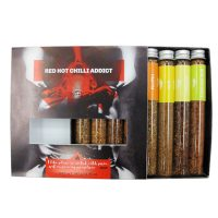Eat.Art Red Hot Chilli Addict – 8 Tube