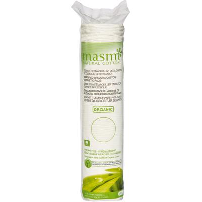MASMI Organic Cotton Round Cosmetic Pads
