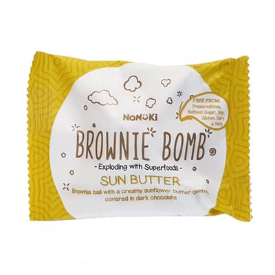 Nanuki Brownie Bomb Sun butter