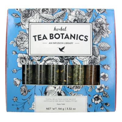Eat.Art  Tea Botanics – 8 Tube