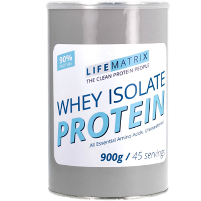 Life Matrix Premium Whey Protein Chocolate 400g / 900g