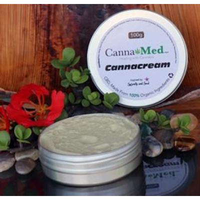 CBD – Plus Canna Cream – 100g