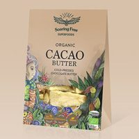 Soaring Free Raw African Cacao Butter 200g / 850g