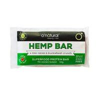 Soaring Free Hemp Protein Superfood Bar 50g