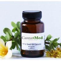 CBD -Hemp Seed Oil – Capsules (60)