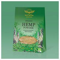 Soaring Free Organic Hemp Protein Powder 200g / 850g