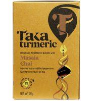 TAKA Health Turmeric Masala Chai Teabags 15s