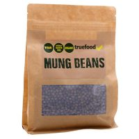 Truefoods Organic Mung Beans 400g