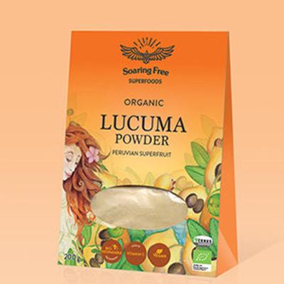 Soaring Free Organic Lucuma Powder 200g / 850g