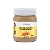Nature's Choice High Protein Peanut Butter with Honey & Cinnamon 250g