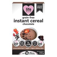 Nature's Choice Life Bake – Grain-Free Instant Cereal Chocolate 250g