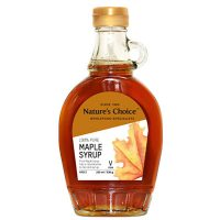 Nature's Choice Pure Maple Syrup 250ml