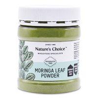 Nature's Choice Moringa Leaf Powder 100g